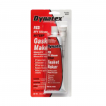 Dynatex red RTV Silicone Gasket Maker